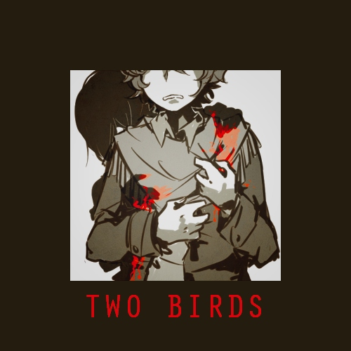 Two Birds (A Hitori/Nageki FST) Part I