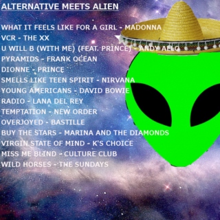 Alternative Meets Alien