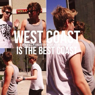 west coast is the best coast ☼