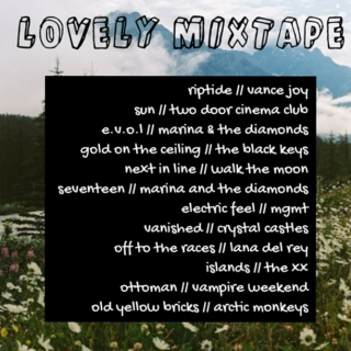 ☯ lovely mixtape ☯