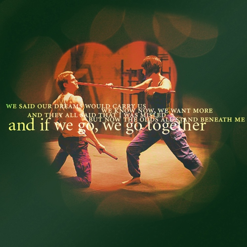 and if we go, we go together