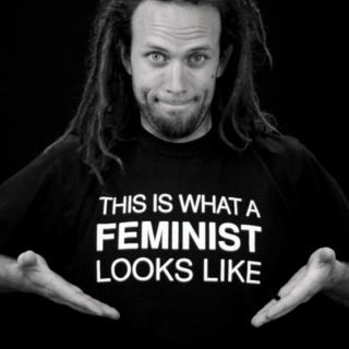 Men Can Be Feminists Too...