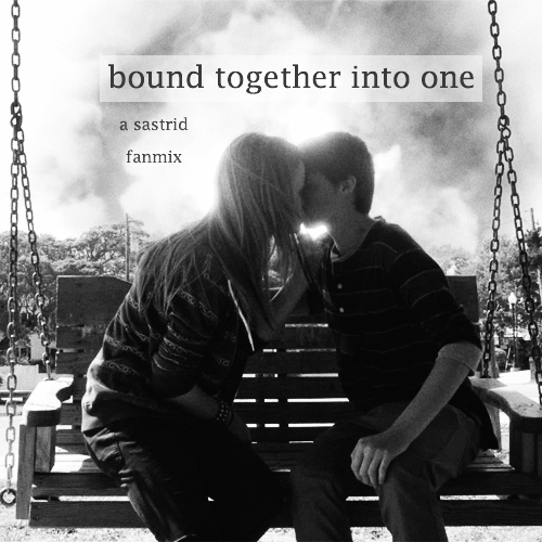 bound together into one