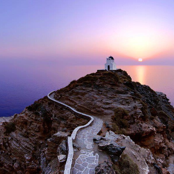 With Love from Sifnos Island Greece !!!