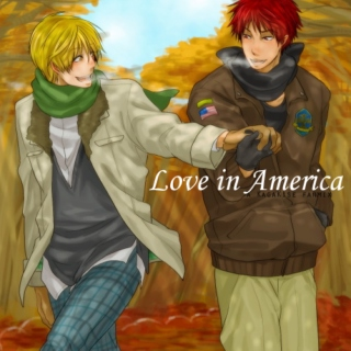 Love in America: A KagaKise fanmix