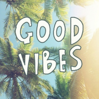 ☯waking up with good vibes☯