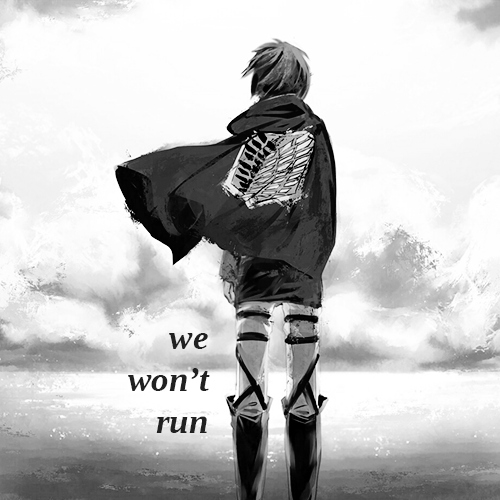 We Won't Run