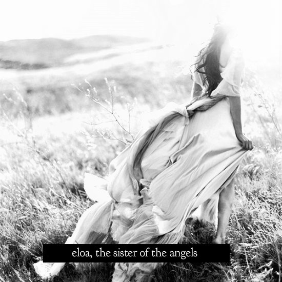 eloa, the sister of the angels