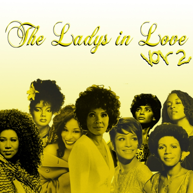 The Ladys in Love  vol 2 by Volaju