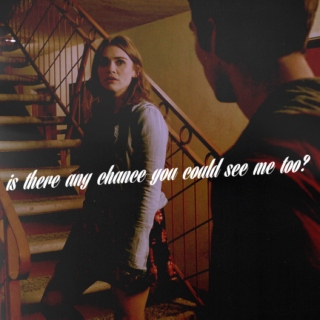 Is there any chance you could see me too? stydia fanmix.