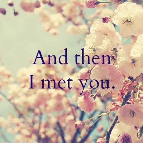And Then I Met You updated 24/11/2014