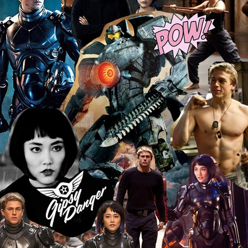 now that you're back from the dead: a pacific rim mix