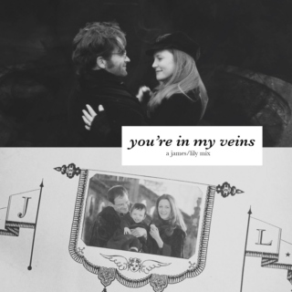 you're in my veins