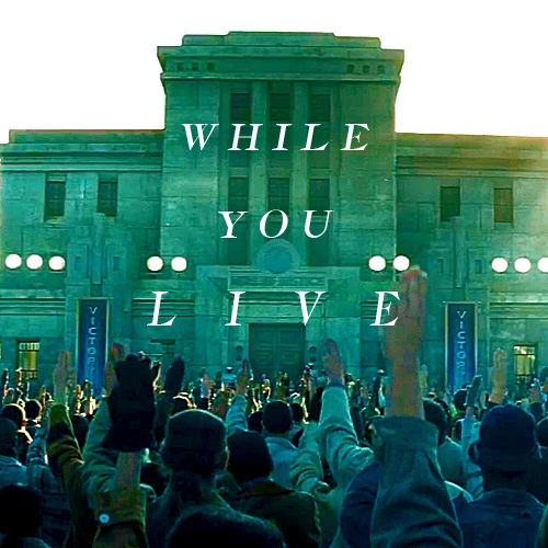 While You Live