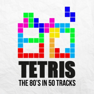 TETRIS - The 80's in 50 Tracks