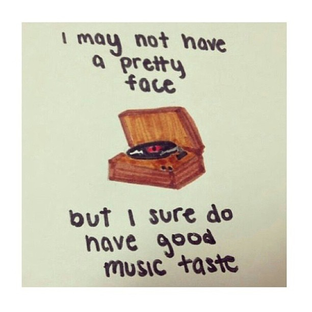 My Music Taste Sucks :)