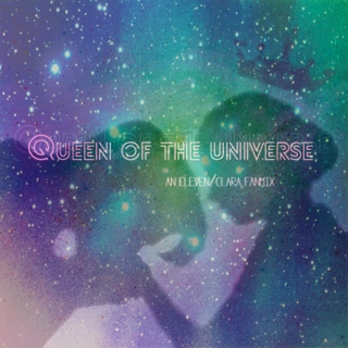 Queen of the Universe; a whouffle mix