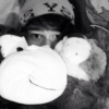 cuddles with calum