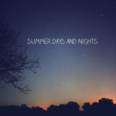 Summer Days And Nights by Marie-Ève Duchesne