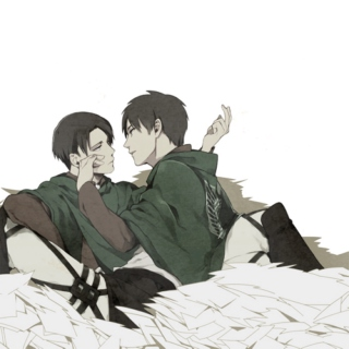 dysfunctional love (levi/eren)