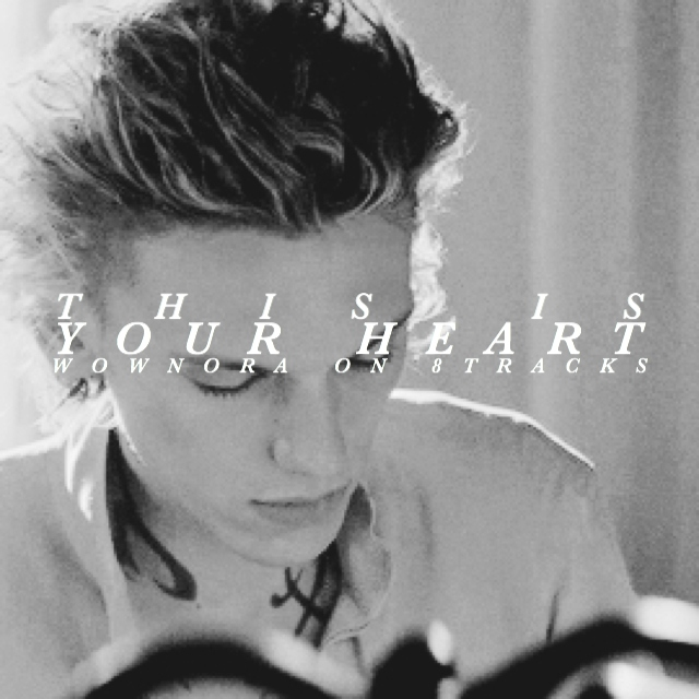 this is your heart ✧