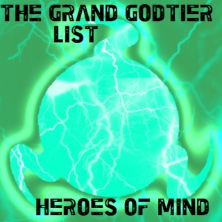 The Grand Godtier List- Heroes of Mind