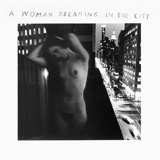 A Woman Dreaming in the City