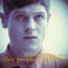 other people's problems (a simon bellamy mix)