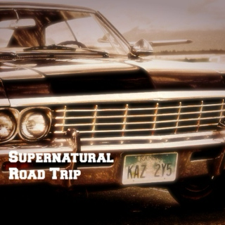 [Supernatural] Road Trip