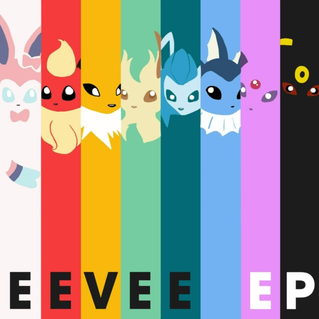 Pokémon: The Eevee EP