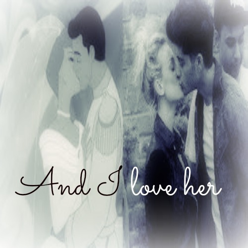 And I love her || Zerrie engagement