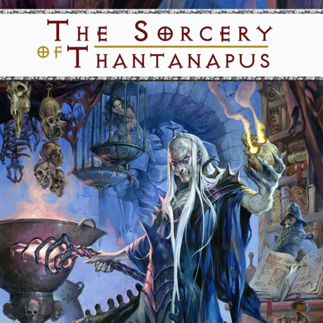 The Sorcery of Thantanapus