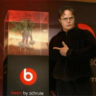 Beats by Schrute