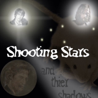 Shooting Stars and their Shadows