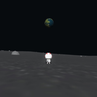 Going to space