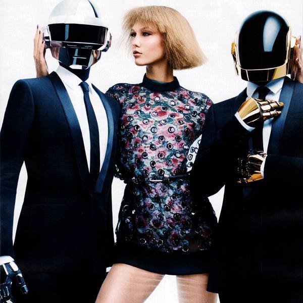 Friday Night Traxx From The Grid - In The Style of Daft Punk