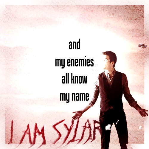 my enemies all know my name
