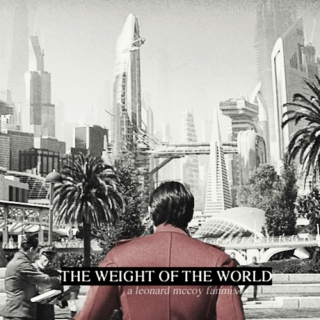 THE WEIGHT OF THE WORLD