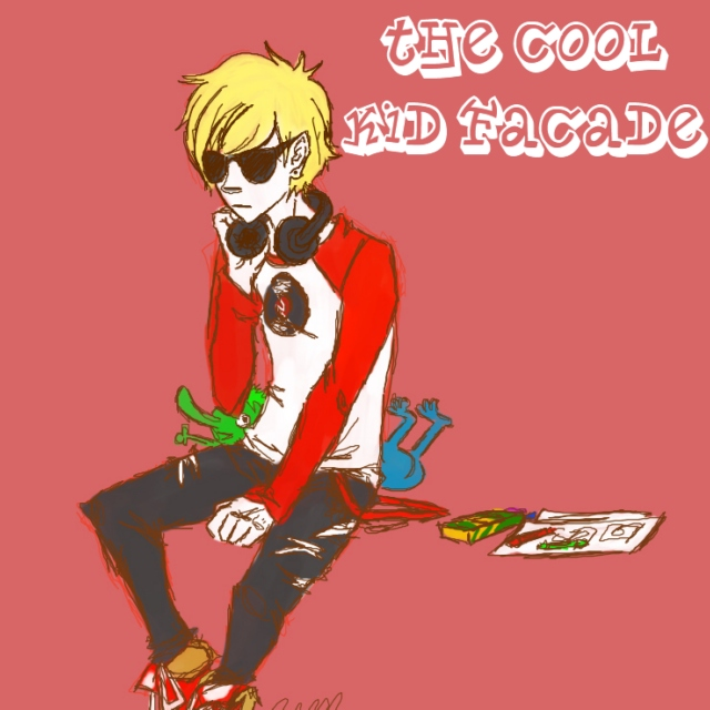 The Cool Kid Facade