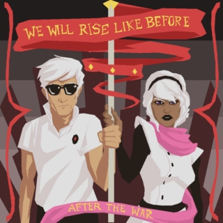 We Will Rise Like Before