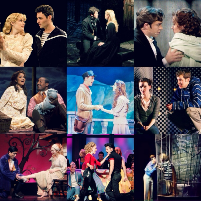 never perfect: a study in musical relationships