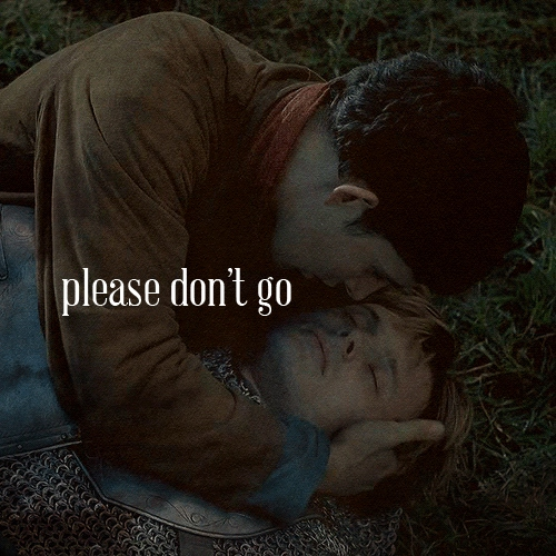 please don't go