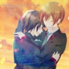the sacred simplicity of you at my side ~ a Riki/Kyousuke FST