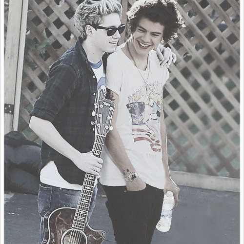 partying with narry