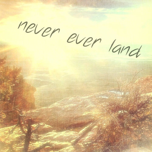never ever land
