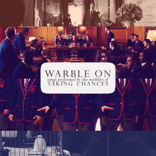 warble on.