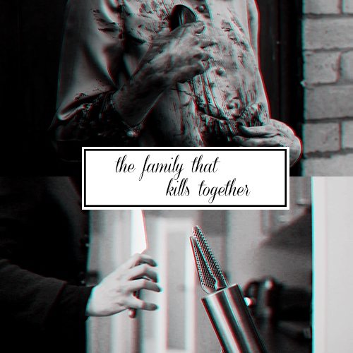 the family that kills together