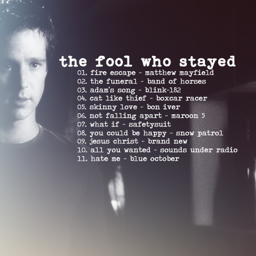 the fool who stayed