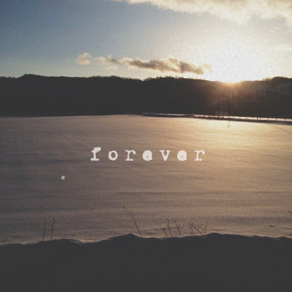 We'll live forever now