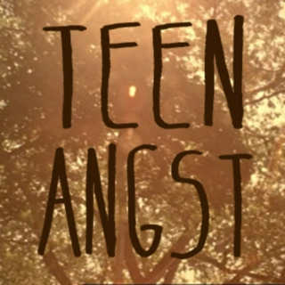 Teen Angst: 90's (ish) Style